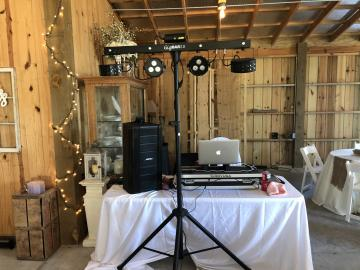 Emerald Coast DJ ready to get the party started at: Sagefield Farm in Bonifay, FL Nov 16th, 2019